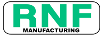 RNF Manufacturing Michigan Blow Molding Logo
